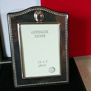 Vintage Godinger Silver Frame